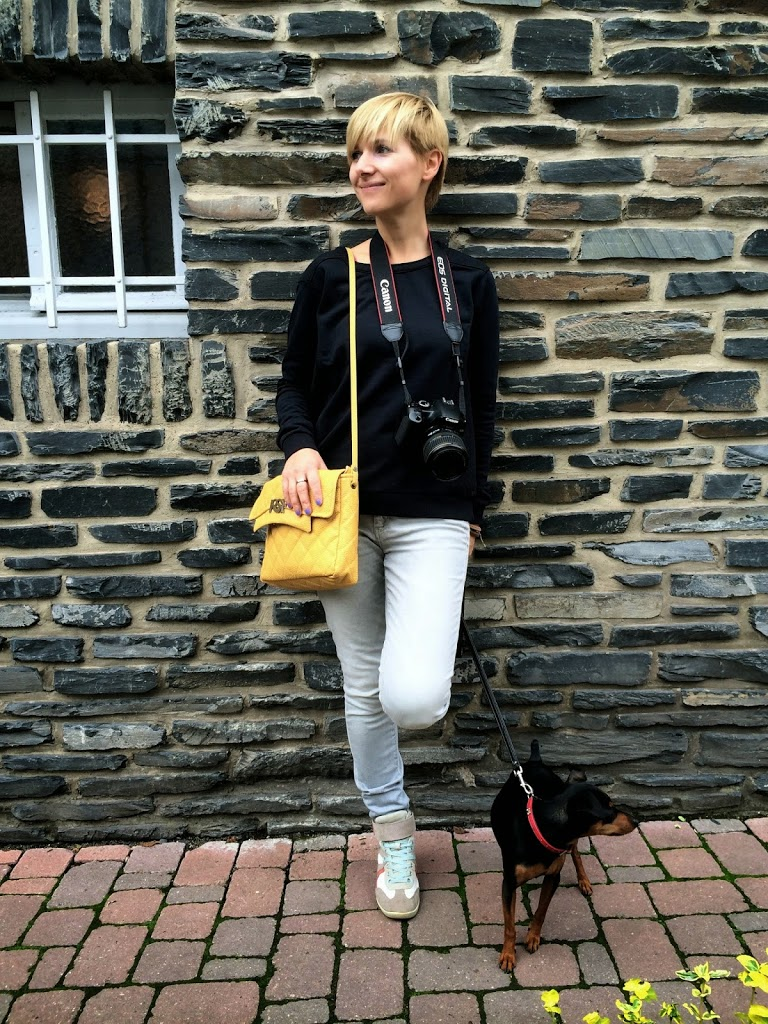 Minimal look in Vianden