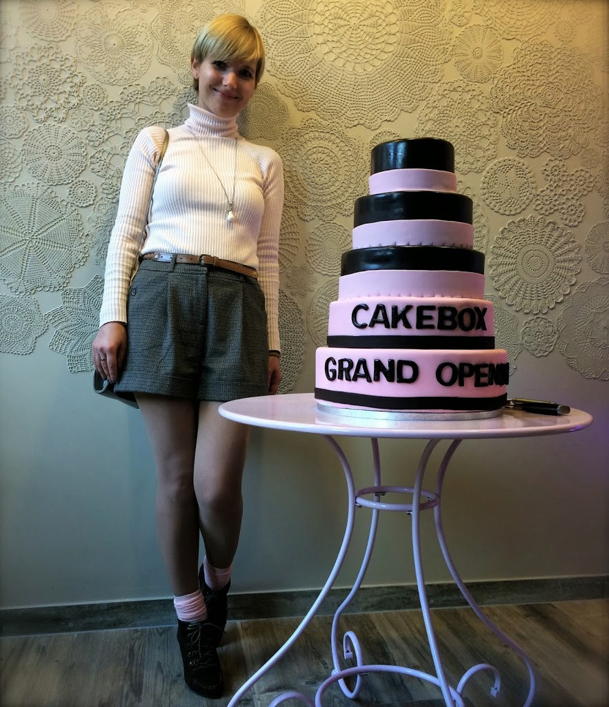 Sweet Luxembourg: Cakebox opening