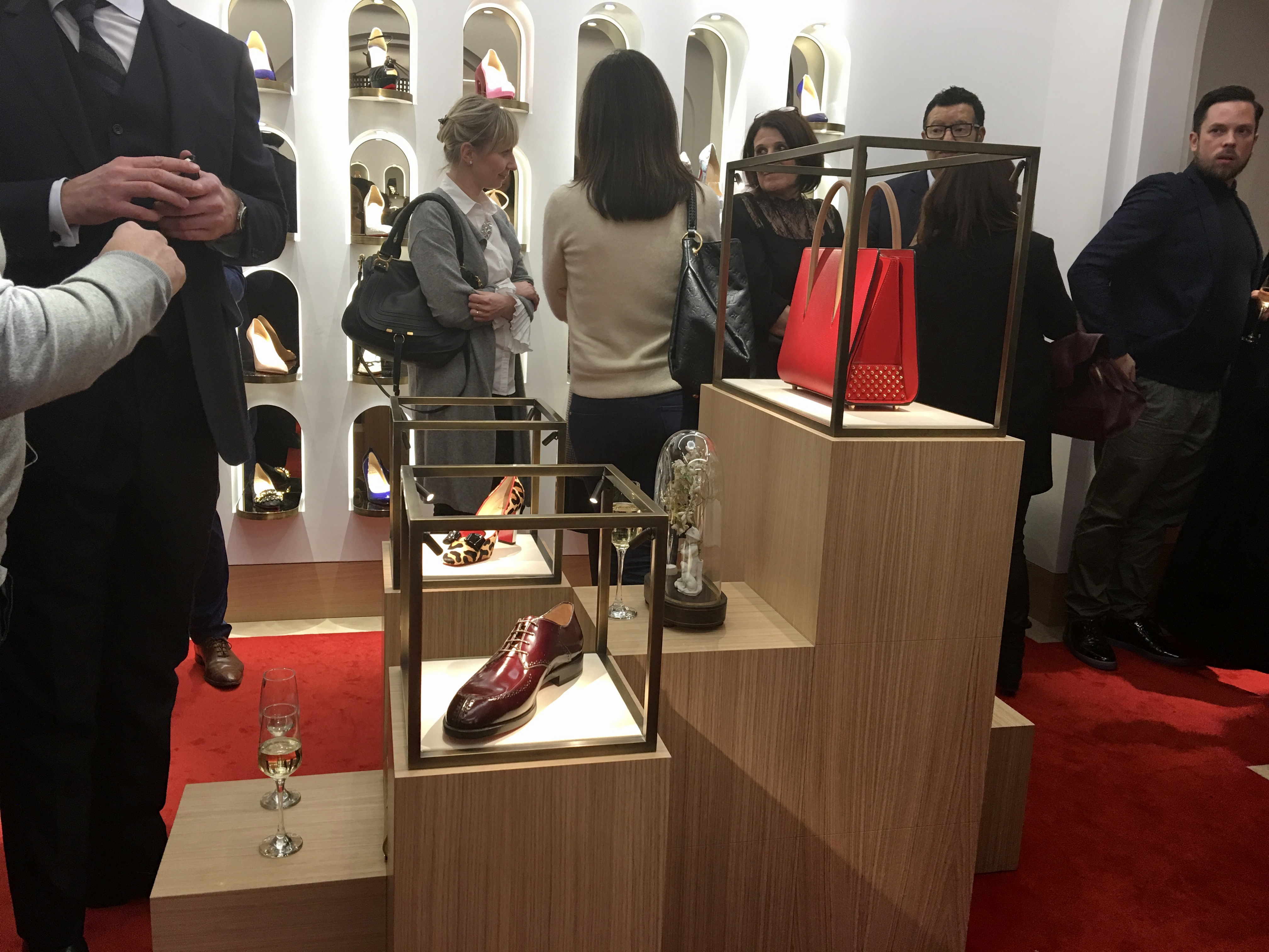 christian louboutin in luxembourg